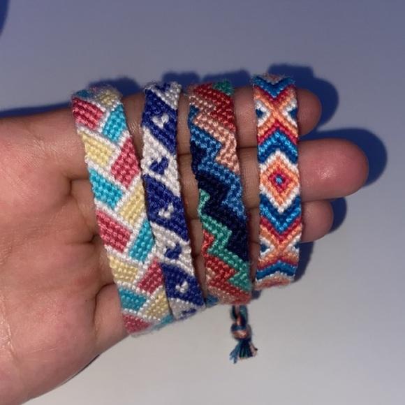 Custom Friendship Bracelets and Anklets
